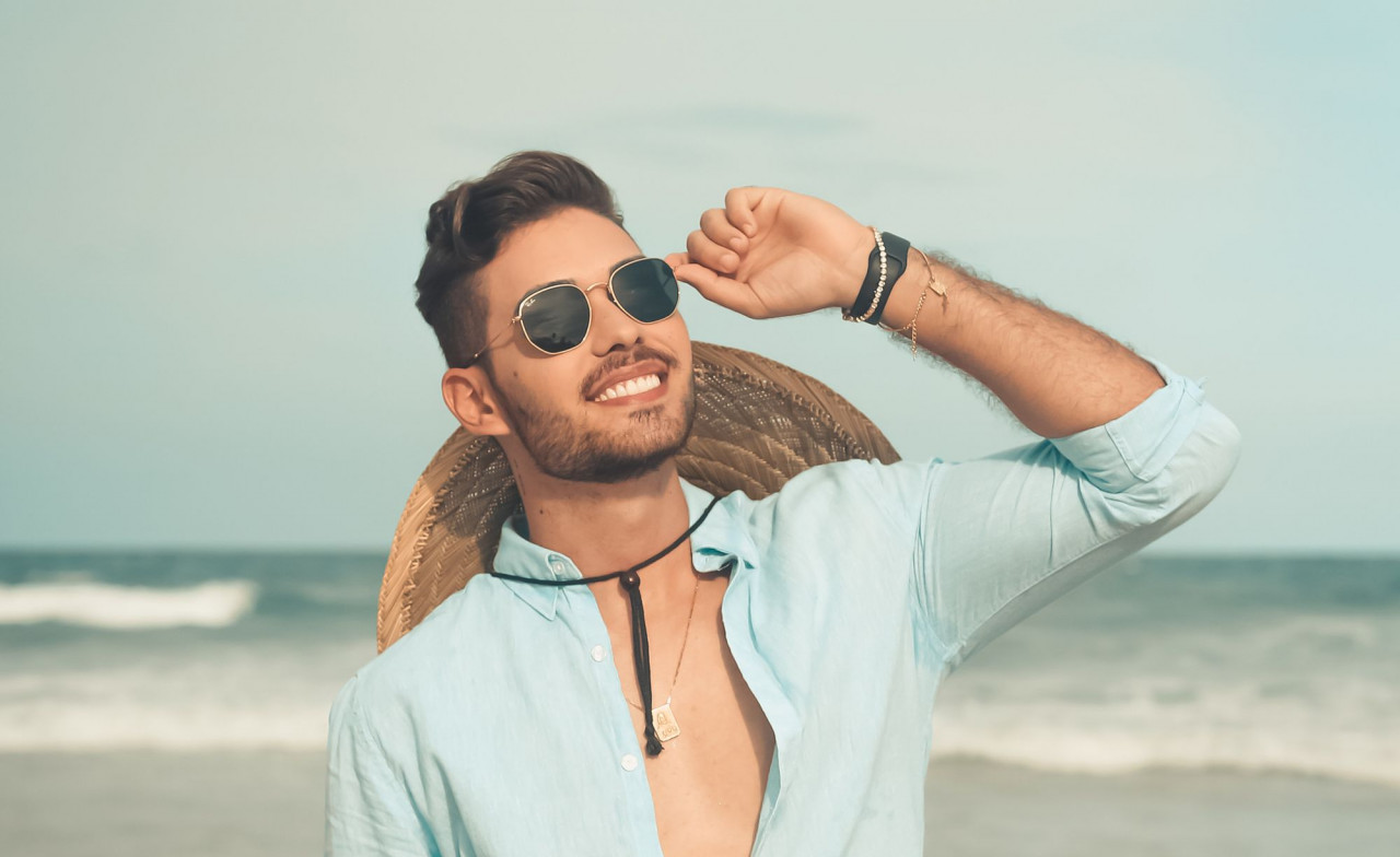 Sonnenbrille_Mann